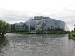eu-parlament in strassburg