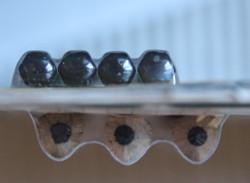 foto: sechs bleistifte