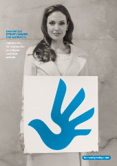 angelina jolie mit human rights logo