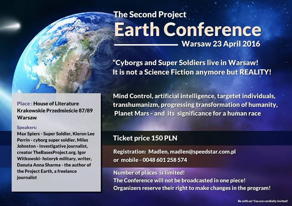grafik: earth conference
