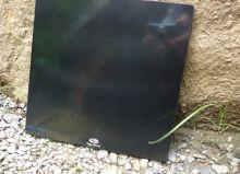 Bild 0 für Schwarze Teslaplatte wehrt attackierende Impulse ab