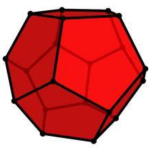Bild 0 für Eilmeldung: Dodekaeder-Minerale können Schutz bieten